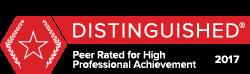 Martindale-Hubbell Distinguished Award