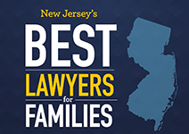 NJ Best Lawyers for Families 2018 Award